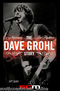 The Dave Grohl Story Nirvana - Foo Fighters Paperback Biography Bio Book