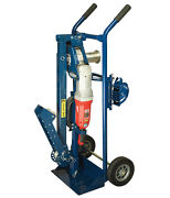 Current Tool 33 High Speed Cable Puller 3000 Rated W/ Mobile Cart