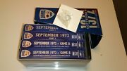 September 1972 Summit Series Game 8 Box Set Vhs Canada Russia