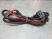 26498 - Fisher - Western Vehicle Control Harness Central Hydraulics