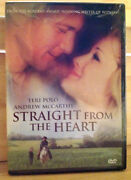 Straight From The Heart Dvd 2007 R1 Ntsc / Rare / Factory Sealed