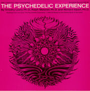 Timothy Leary - The Psychedelic Experience Readings From The Book [new Cd]