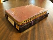 Niv 1984 Large Print Ultrathin Bible Indexed - Bonded Leather - 84 Thinline