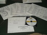 New Holland H8040 Self Propelled Windrower Service Repair Manual W/ Schematics