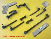 Xrf Chevy Astro Inner Outer Tie Rod Idler Arm Drag Link Steering Kit Lifetime Wa