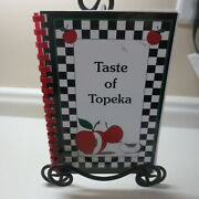 Taste Of Topeka From The Topeka Elementary Pto Cookbook
