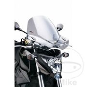 Puig Clear Touring Screen / Windshield Ducati Scrambler 800 Icon Abs 2015