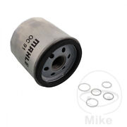 Mahle Oil Filter Oc 91d Bmw R 1150 R Roadster Abs 2006