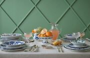 Richard Ginori - Babele Verde - Dishes 36 Pieces For 12 Persons - Dealer