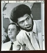 June 5 1971 Lew Alcindor Goes To Africa 8 X 9 Wire Photo