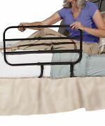 Able Life Bedside Extend-a-rail - Adjustable Adult Home Safety Bed Rail + Eld...