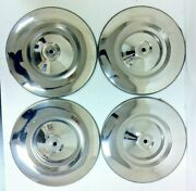Citroen 2cv 3cv Ami Hubcap Hub Cap Set Wheel Cover Set - New - 920