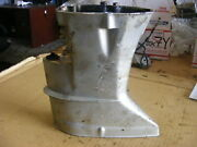 Honda Outboard Bf 8-hp Gear Case Exhaust Housing 41005-881-700za Extension Assy