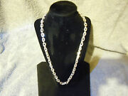 Wow 35 Pure Silver .999 Necklace Bling Series By Joey Nicks Anarchy Jewelry Pro