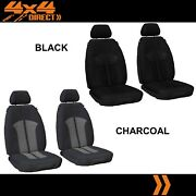 1 Row Custom Supreme Velour Seat Cover For Land Rover Discovery Sport 16-on