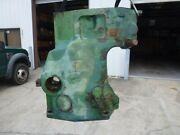 Transmission Clutch Housing Ar94535 John Deere Tractor T21600 At29679 At41649