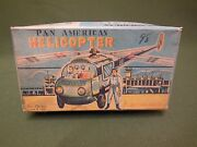 Pan American Helicopter, T.n. Great Condition, Boxed