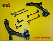Mustang Lower Ball Joint Control Arm Inner Outer Tie Rod Kit 2011 2012 2013 2014