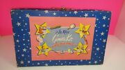 Hasbro Antique Vintage Jr. Miss Cosmetic Kit For Little Stars Playset New In Box