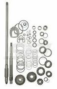 Mercury Clomplete Kit 25 70-115 Hpmost Inline 3 And 4 Cylinder Lower Unit Ei