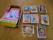 Garbage Pail Kids Collection - Lot Of 300+ Cards, All Mint Or Near Mint