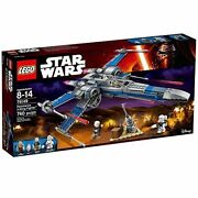 Lego 75149 - Star Wars - X-wing Resistance Fighter - New