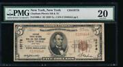 Ac 1929 5 Chatham Phenix Nb And Tc New York, Ny Pmg 20 Comment Ch 10778
