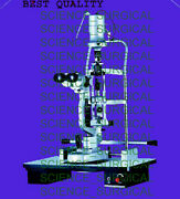 Best Quality Slit Lamp With Motorized Instrument Table Medical Ophthalmology
