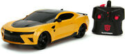116 Hollywood Rides Rc - Bumblebee [new Toy] Collectible