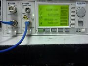 Agilent 81689a Tunable Laser Full 4mw Output Opt 021 From 1525 To 1575 Nm Fcpc