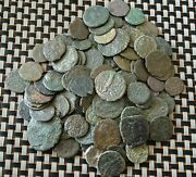 Lot Of 110 Ancient Roman Imperial And Provincial Bronze Coins
