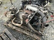 Range Rover Classic Engine Good Runner Manual Gearbox Complete Unit 2.5 Vm 👍