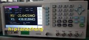 6 1/2 Bench Lcr Meter Hi-accuracy 0.05 300khz Step 1mhz 7and039and039tftlcd Dc Bias Usb