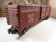 Lionel Minneapolis And St Louis The Peoria Gateway Box Car No 6464 5-81-5