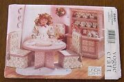 Vogue 9580 Doll Collection Tea Party Furniture Pattern 1996 New Linda Carr Table