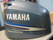 Yamaha Four Stroke 225 Hp Top Cowling/ Fits F200-f225 3.3l. 02and039-10and039-stk 9152