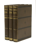 Harry Read Allen / George Hern A Novel By Henry Glemham In Three Volumes 1st Ed