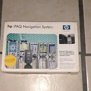 New Boxed Hp Ipaq Gps Navigation System For Bluetooth Enabled Devices Free Ship