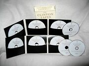 The Clinton Tapes/taylor Branch History Audiobook 9cd/11hrsbill President