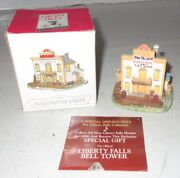 Liberty Falls Americana Collection Palace Dance Hall And Saloon Town Village 1996