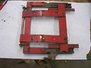 Used Snapper 1650 Garden Tractor Seat Track