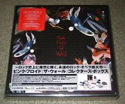 0 Ship Pink Floyd Japan Promo Issue The Wall Box Set New Immersion 6 Cd And Dvd