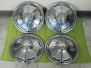 72 73 74 75 76 Plymouth Hub Caps 14 Set Of 4 Hubcaps 1972 1973 1974 1975 1976