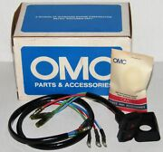 New Omc Outboard Marine Corp Boat Trim Switch Kit Part No. 174797