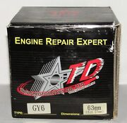 New Taida Motor Part Co. Engine Repair Expert Gy6 63mm Cylinder Kit