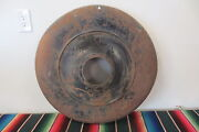 1930's Plymouth Side Fender Wheel Cover Continental Kit Spare Tire Accessory