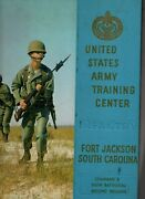1968 Fort Jackson South Carolina Us Army Training Center Infantry Yearbook E/6/2