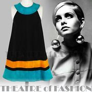 Dress 60s Suede Leather Vintage Outstanding Art Iconic Rare Like Courrandegraveges Gogo