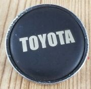 Toyota Center Cap Mi C2 Chrome Wheels Center Cap