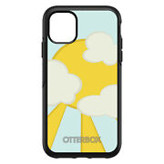 Otterbox Symmetry For Apple Iphone Pick Model - Blue Yellow Sun Sky Clouds